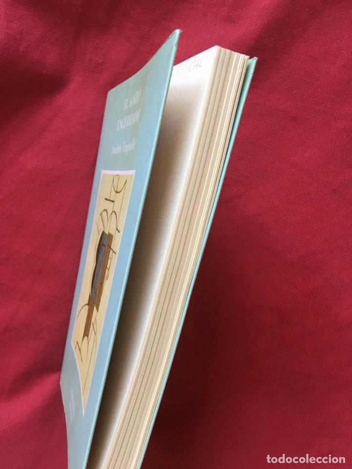 Libros de segunda mano: El gato encerrado, Trapiello, Primera edición - Foto 2 - 179120668