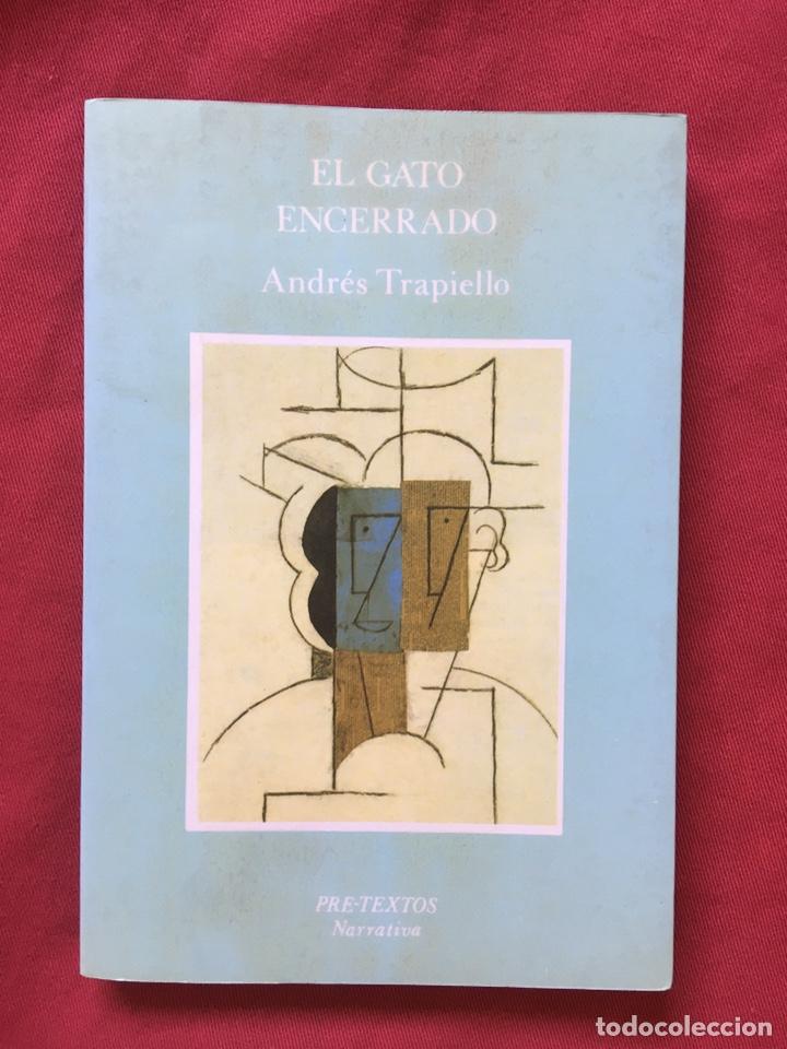EL GATO ENCERRADO, TRAPIELLO, PRIMERA EDICIÓN (Libros de Segunda Mano (posteriores a 1936) - Literatura - Otros)