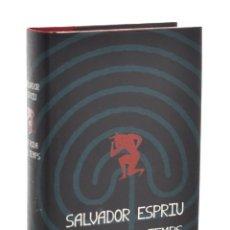 Libros de segunda mano: LA RODA DEL TEMPS. UNA ANTOLOGIA DIALOGADA - ESPRIU, SALVADOR. Lote 179127145