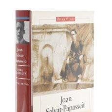 Libros de segunda mano: OBRA COMPLETA. POESIA I PROSA - SALVAT-PAPASSEIT, JOAN. Lote 179127156