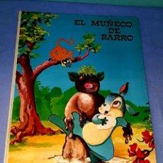 Libros de segunda mano: EL MUÑECO DE BARRO DE FHER AÑO 1968 PRIMERA EDICION GRAN FORMATO ORIGINAL EN MUY BUEN ESTADO. Lote 179137981