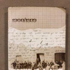 Libros de segunda mano: UN CAMINO CORTADO, TAFALLA (1900-1939). JOSÉ MARI ESPARZA. ELKAR 1985. ILUSTRADO. 300 PÁGINAS.. Lote 179155600