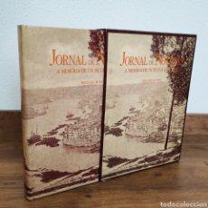 Libros de segunda mano: JORNAL DE NOTÍCIAS A MEMÓRIA DE UM SÉCULO (1888-1988) - FERNANDO DE SOUSA - PORTUGAL. Lote 179166485