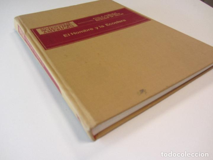 Libros de segunda mano: El hombre y la ecosfera. Paul R. Ehrlich, John P. Holdren, Richard W. Holm. Tapa dura. Ilustrado - Foto 2 - 179173695