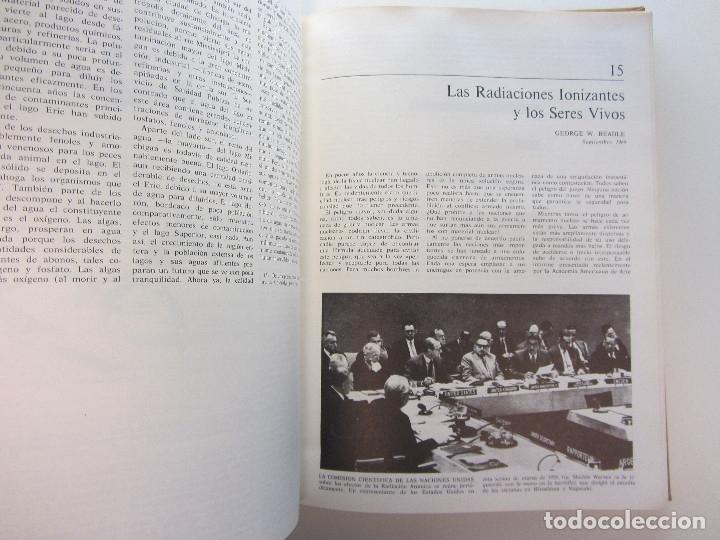Libros de segunda mano: El hombre y la ecosfera. Paul R. Ehrlich, John P. Holdren, Richard W. Holm. Tapa dura. Ilustrado - Foto 5 - 179173695
