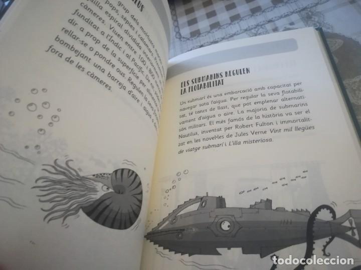 Libros de segunda mano: Curiositat del món natural per a tothom - Pere Renom / Cristina Losantos - en català - Foto 3 - 179177831