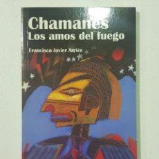 Libros de segunda mano: CHAMANES LOS AMOS DEL FUEGO - TDK140. Lote 179200346