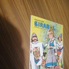 Libros de segunda mano: COLECCION GIRASOL 4. FHER. RÚSTICA. BUEN ESTADO. RARO. Lote 179208146