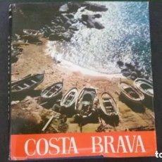 Libros de segunda mano: COSTA BRAVA-TEXTO LUIS ROMER-FOTOS CATALÁ ROCA-EDICIÓN EN FRANCÉS. Lote 179237500