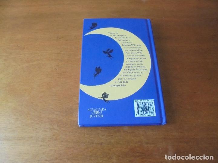 Libros de segunda mano: MEDIANOCHE (ACQUELINE WILSON). ILUSTRACIONES DE NICK SHARRATT - Foto 3 - 179251935
