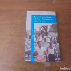 Libros de segunda mano: LAS OTRAS MINAS DEL REY SALOMÓN (PACO CLIMENT). Lote 179252660