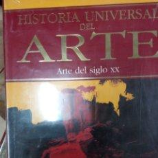 Libros de segunda mano: HISTORIA UNIVERSAL DEL ARTE . ESPASA. 12 TOMOS -1996. Lote 179334642