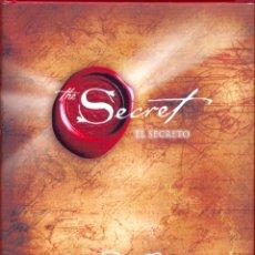 Libros de segunda mano: THE SECRET (EL SECRETO) RHONDA BYRNE - EDICIONES URANO - PAGINAS 206 AÑO 2007 LL3193. Lote 179345670