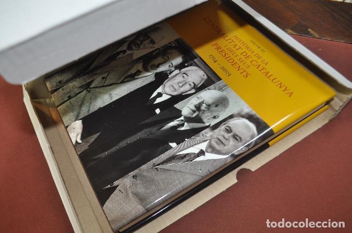 HISTÒRIA DE LA GENERALITAT DE CATALUNYA I ELS SEUS PRESIDENTS 1714-2003 - HGB (Libros de Segunda Mano - Historia - Otros)