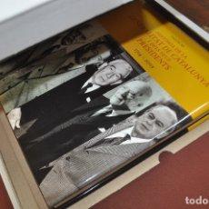 Libros de segunda mano: HISTÒRIA DE LA GENERALITAT DE CATALUNYA I ELS SEUS PRESIDENTS 1714-2003 - HGB. Lote 179380092