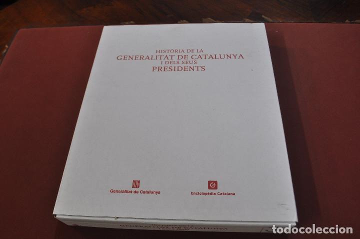 Libros de segunda mano: història de la generalitat de catalunya i els seus presidents 1714-2003 - HGB - Foto 4 - 179380092