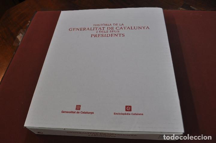 Libros de segunda mano: història de la generalitat de catalunya i els seus presidents 1518-1714 - HGB - Foto 2 - 179380190