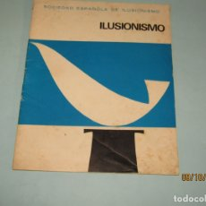 Libros de segunda mano: ANTIGUO LIBRITO SOCIEDAD ESPAÑOLA DE ILUSIONISMO Nº 252 DEL AÑO 1971. Lote 179392272