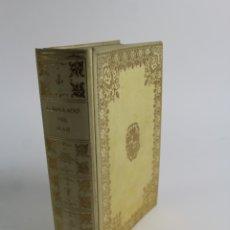 Libros de segunda mano: L-1153.LIBRO DEL CONSULADO DE MAR. EDICION DEL TEXTO ORIGINAL CATALAN Y TRADUCCION DEA.CAPMANY.1965.. Lote 179394827