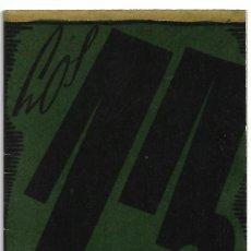 Libros de segunda mano: LOS 13 PUNTOS Y LA JUVENTUD-NEGRINI 1938- REPRODUCCIÓN-15X10- 34 PG. LEER. Lote 179397661