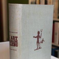 Libros de segunda mano: ANDREU CASTELLS - L'ART SABADELLENC. ASSAIG DE BIOGRAFIA LOCAL - EDICIONS RIUTORT. Lote 179514631