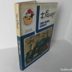 Libros de segunda mano: ENCICLOPEDIA DISNEY (¡NOS VAMOS!) BURU LAN EDICIONES-1972. Lote 179524801