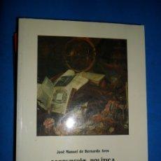 Libros de segunda mano: LA HACIENDA DE PROPIOS EN LA CÓRDOBA DE CARLOS III, POR JOSÉ MANUEL DE BERNARDO ARES, ED. UCO. Lote 179529105