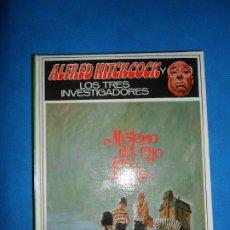 Libros de segunda mano: MISTERIO DEL OJO DEL FUEGO, ALFRED HITCHCOCK Y LOS TRES INVESTIGADORES, ED. MOLINO. Lote 179536202