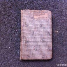 Libros de segunda mano: CRISTÓBAL COLÓN. CARTAS Y TESTAMENTO. ED. SANZ CALLEJA, MADRID. Lote 179539050