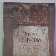 Libros de segunda mano: MUSEO DE NIEBLA EL PATRIMONIO PERDIDO DE CASTILLA Y LEON. GONZALO SANTONJA GOMEZ AGERO. NUEVO TDK144. Lote 179554327