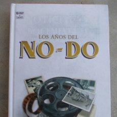 Libros de segunda mano: LOS AÑOS DEL NO-DO TVE 10 DVD. Lote 179687812