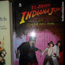 Libros de segunda mano: EL JOVEN INDIANA JONES Y EL CULTO DEL MAL, LES MARTIN, ED. MOLINO. Lote 179865193