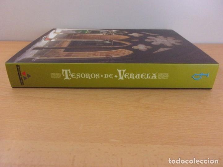 Libros de segunda mano: TESOROS DE VERUELA. LEGADO DE UN MONASTERIO CISTERCIENSE / 2006. DIPUTACIÓN DE ZARAGOZA - Foto 4 - 179946276