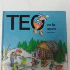 Libros de segunda mano: TEO VA DE CAMPAMENTO. Lote 179954947