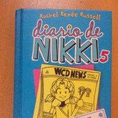 Libros de segunda mano: DIARIO DE NIKKI. 5 / RACHEL RENÉE RUSSELL / RBA. Lote 179956805