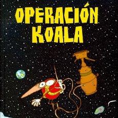 Libros de segunda mano: ÍÑIGO ANSOLA: OPERACIÓN KOALA. HISTORIA DE CANTABRIA EN CÓMIC. (SANTANDER, 2005).. Lote 278265728