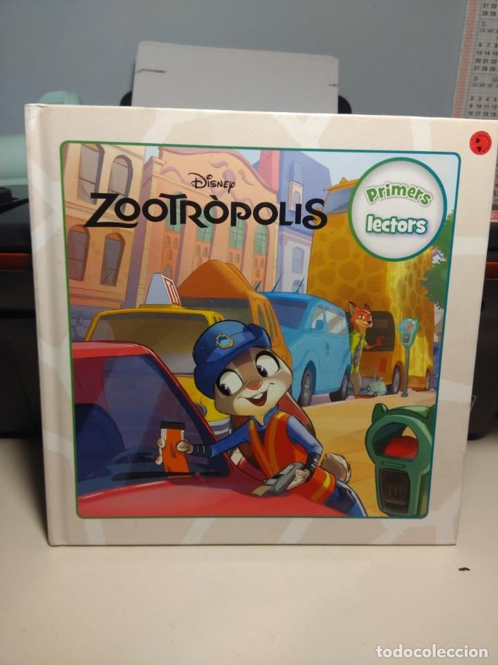DISNEY : ZOOTROPOLIS : PRIMERS LECTORS (Libros de Segunda Mano - Literatura Infantil y Juvenil - Otros)