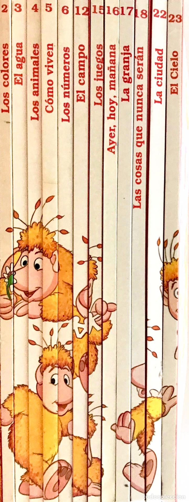 Libros de segunda mano: LOTE 12 LIBROS LO QUE SABE YUPI DE... PLANETA DE AGOSTINI - Foto 2 - 180126595