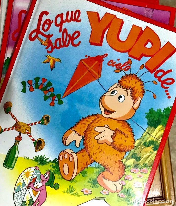 LOTE 12 LIBROS LO QUE SABE YUPI DE... PLANETA DE AGOSTINI (Libros de Segunda Mano - Literatura Infantil y Juvenil - Otros)