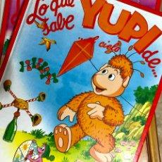 Libros de segunda mano: LOTE 12 LIBROS LO QUE SABE YUPI DE... PLANETA DE AGOSTINI. Lote 180126595