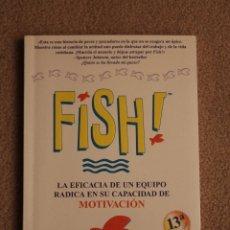 Libros de segunda mano: FISH - LUNDIN, PAUL, CHRISTENSEN. Lote 180134760