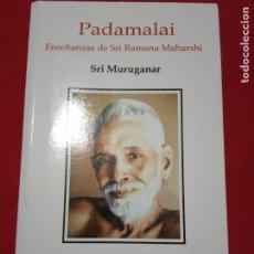 Libros de segunda mano: PADAMALAI-SRI MURUGANAR.. Lote 180142133