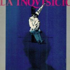 Libros de segunda mano: LA INQUISICIÓN. EXPOSICIO ITINERANT. Lote 180164088