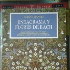 Libros de segunda mano: ELIANE GANEM: ENEAGRAMA Y FLORES DE BACH (BARCELONA, 1994). Lote 180166826