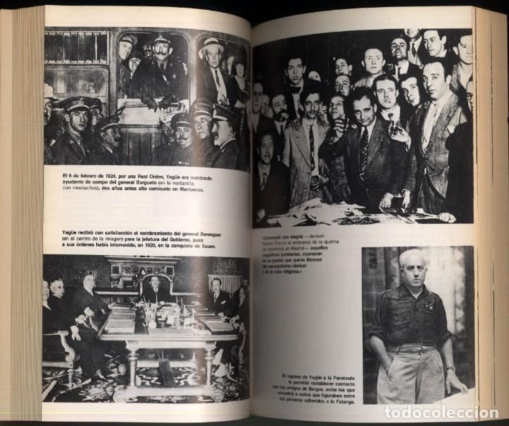 Libros de segunda mano: EL GENERAL JUAN YAGÜE .- RAMON GARRIGA - Foto 5 - 180174211