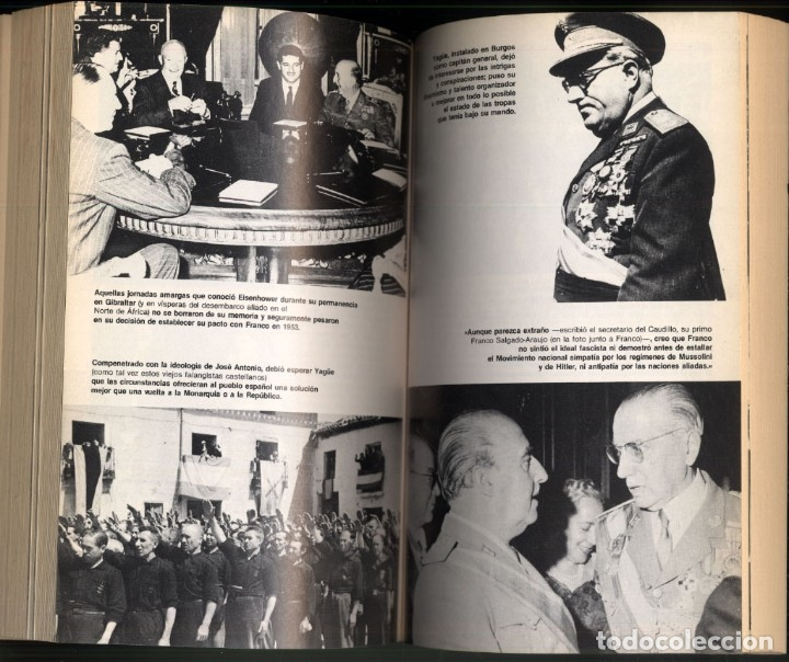 Libros de segunda mano: EL GENERAL JUAN YAGÜE .- RAMON GARRIGA - Foto 7 - 180174211