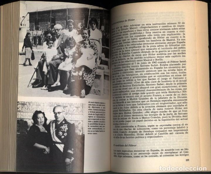 Libros de segunda mano: EL GENERAL JUAN YAGÜE .- RAMON GARRIGA - Foto 8 - 180174211
