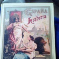 Libros de segunda mano: ESPAÑA Y SU HISTORIA, ALBUM GRAFICO DE LOS HECHOS MAS NOTABLES / SATURNINO CALLEJA FERNANDEZ. Lote 180176856
