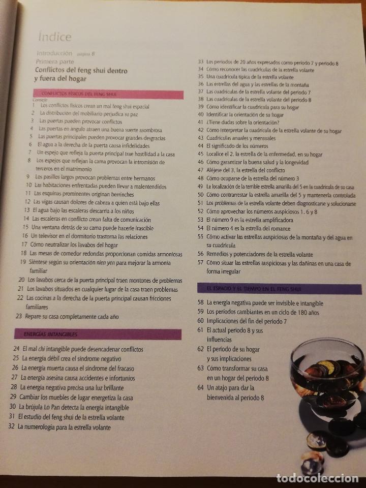 Libros de segunda mano: 168 TRUCOS DE FENG SHUI PARA UNA VIDA FELIZ Y TRANQUILA (LILLIAN TOO) - Foto 3 - 180179983