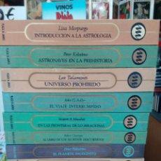 Libros de segunda mano: COLECCION OTROS MUNDOS. PLAZA & JANES. 9 LIBROS. Lote 180187522